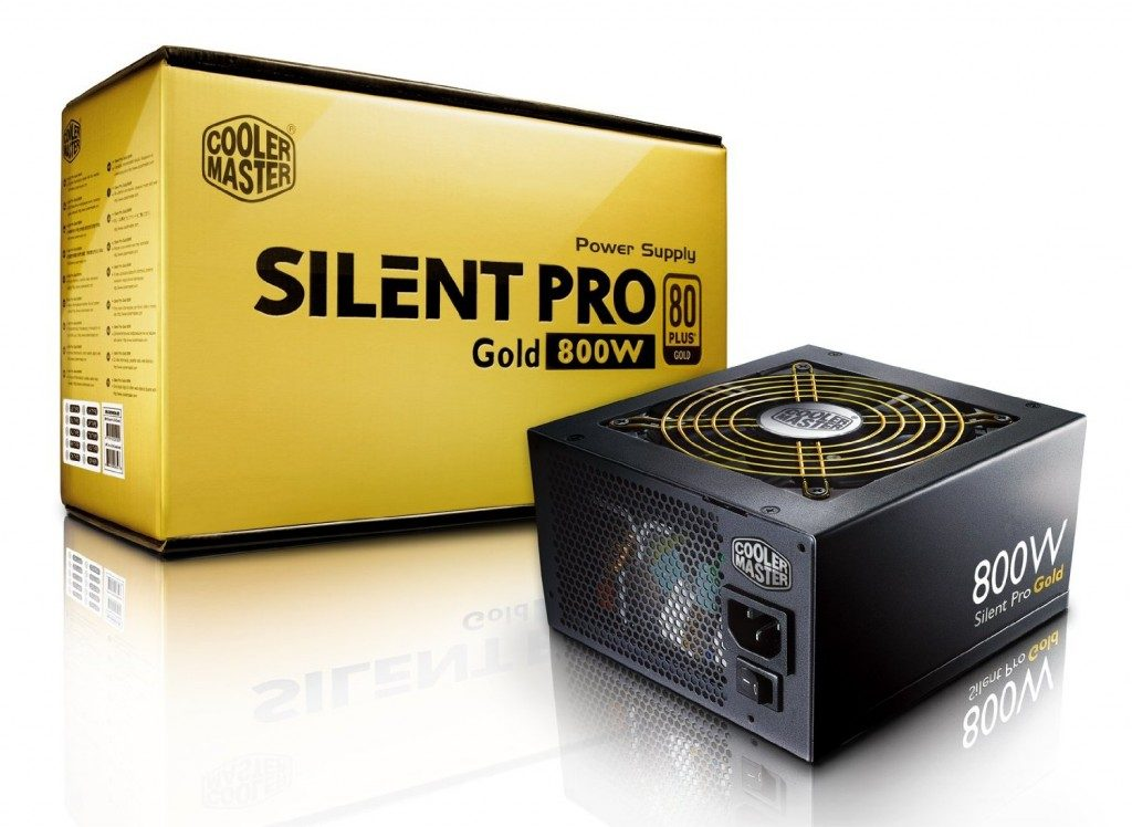 Cooler Master 800W Silent Pro Gold