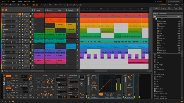 Bitwig Studio - A Little Too Late?