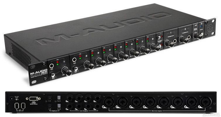 M-Audio-ProFire-2626-Interface