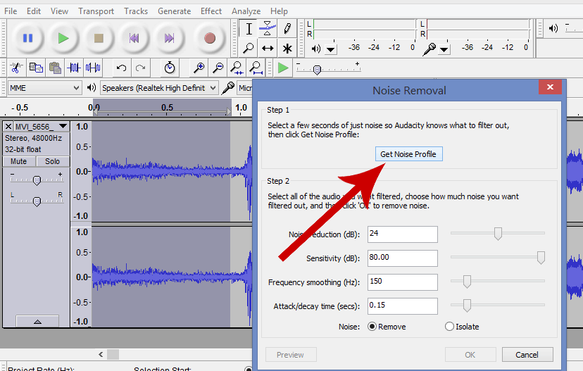 The Definitive Guide To Removing Noise From Audio