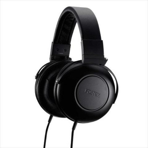 The Fostex Closed Back Headphones