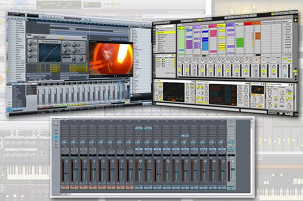 DAW software for home studio