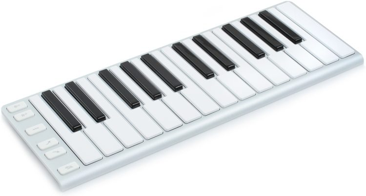 I hope you're not trying to make Hollywood music on this MIDI controller