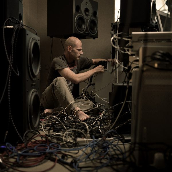 Tom Holkenberg aka Junkie XL, one of my favourite's is quite an analog gearhead.