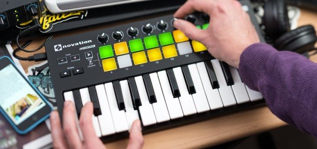 novation mini