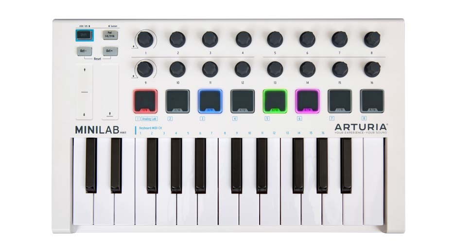 Arturia MiniLab MkII 25 review