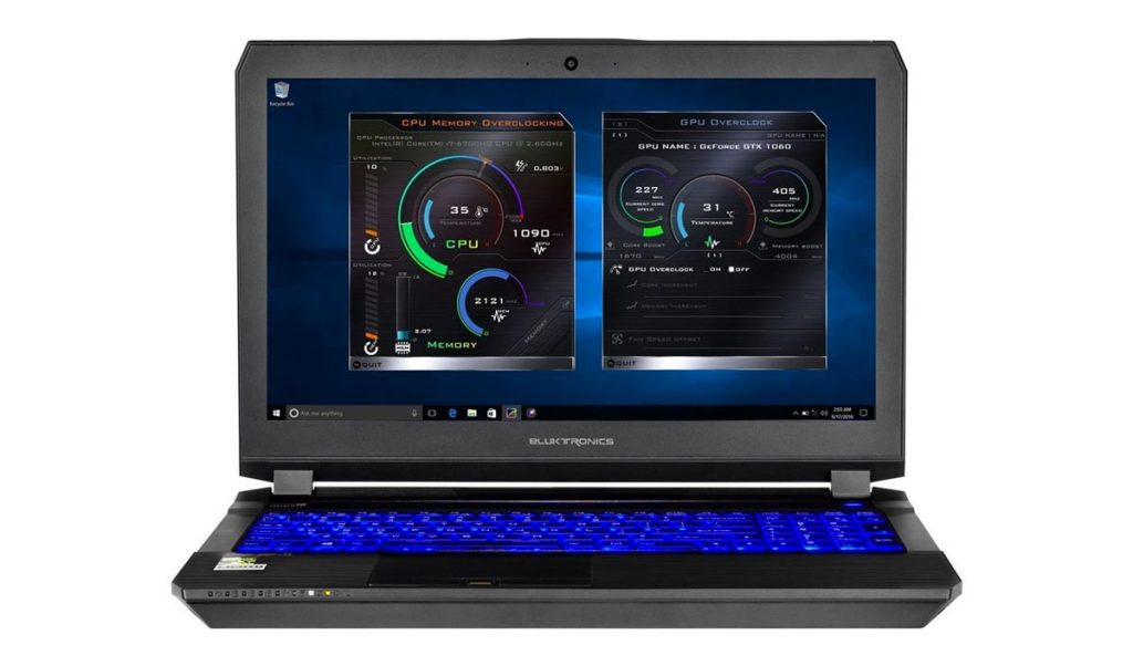 Eluktronics-P650RP6-Gaming-Laptop-music-production