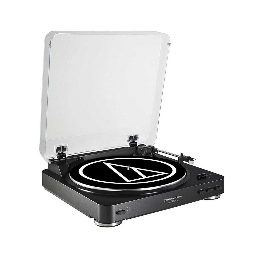 Audio-Technica-AT-LP60BK-Fully-Automatic-Belt-Drive-Stereo-Turntable