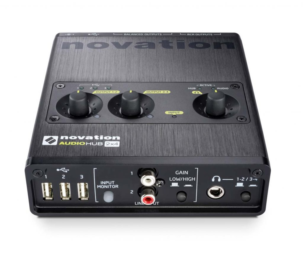 novation-audiohub-audio-mentor