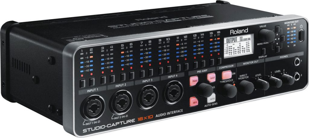roland-studio-capture-interface