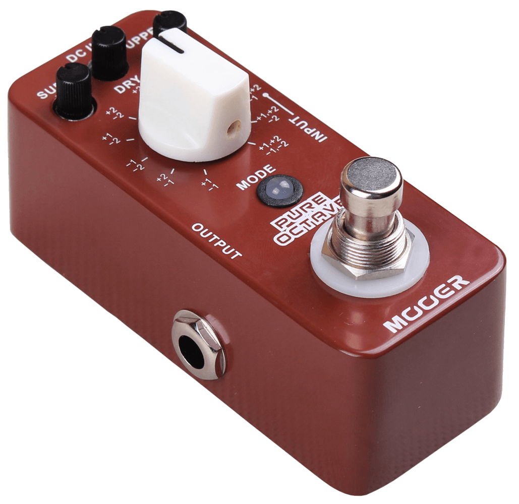 A Brief Guide To Guitar Effect Pedals Boards Frequency Doubler For Electric 13 Octave Pitch Shifter