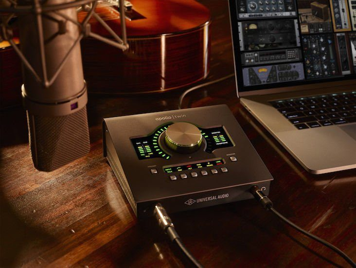 Top 10 Best Audio Interfaces For Serious Music Production