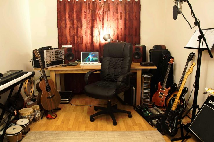 How To Start Your Home Recording Studio - The 7 Studio