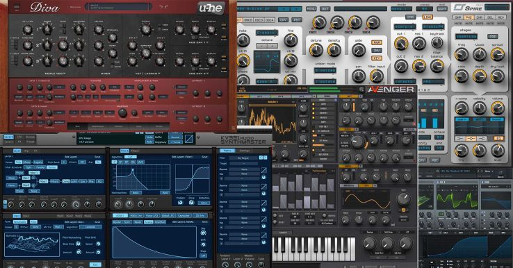 Top 5 Must-Have Software VST Synths for Music Producers