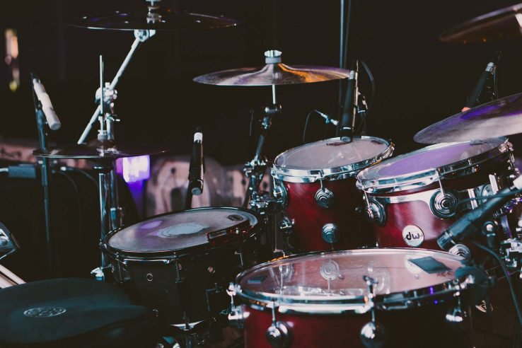 How To Mic Drums For Live Performances