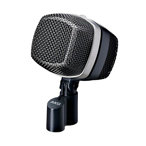 large diaphragm drum mic