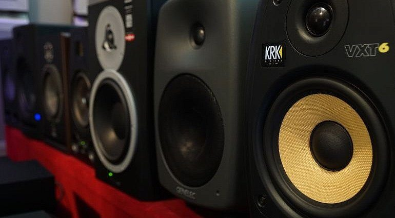 studio monitors as Christmas gifts