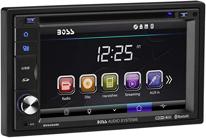 double din car stereo
